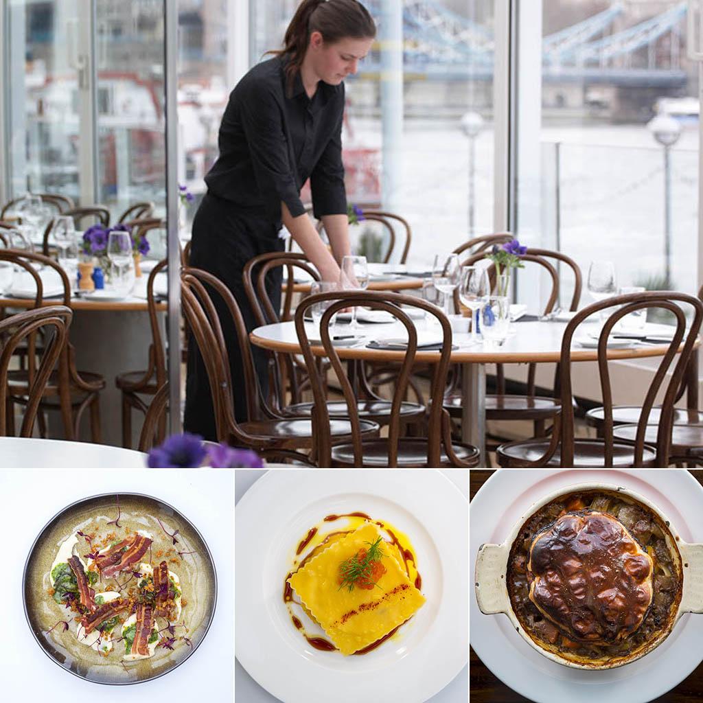 Top 50 best deals london restaurant festival 2017 1st 31st october blueprint caf malvernweather Images